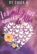 """Portada del libro """"Los mil y un amores de Alba"""""""