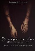 """Portada del libro """"Desaparecidos (libro #1 de la saga """"Misterio Familiar"""")"""""""