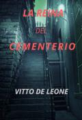 """Portada del libro """"La reina del cementerio"""""""