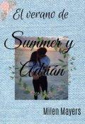 """Portada del libro """"El verano de Summer y Adrián"""""""