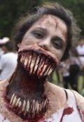 """Portada del libro """"Morena Zombie"""""""
