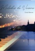 """Portada del libro """"Melodía de Verano"""""""