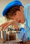"""Portada del libro """"Pinocho (jung Wooseok)"""""""