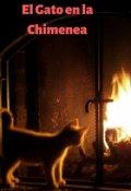 """Portada del libro """"El Gato en la Chimenea"""""""