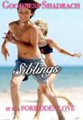 "Book cover ""Siblings: Forbidden love"""