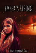 "Book cover ""Ember's Rising """
