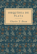 "Portada del libro ""Orquídea de plata """