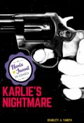 """Portada del libro """"Karlie's nightmare"""""""