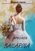 """Portada del libro """"Mi preciosa Bailarina"""""""
