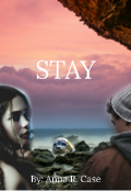 "Book cover ""Stay"""