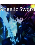 "Book cover ""Angelic Sword"""