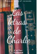"""Portada del libro """"Las letras de Charlie"""""""
