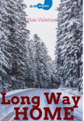 "Book cover ""Long Way Home. """