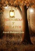 """Portada del libro """"Historias Y Relatos"""""""