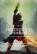"""Portada del libro """"Endevor y El Dragón"""""""