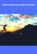 """Portada del libro """"Humanidad"""""""