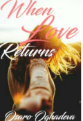 "Book cover ""When Love Returns"""