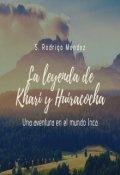 """Portada del libro """"La leyenda de Khari y Huriacocha"""""""