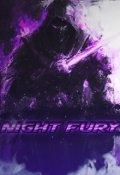 """Portada del libro """"Night Fury"""""""