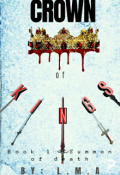 "Book cover ""Crown of Kings"""