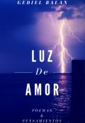 """Portada del libro """"Luz De Amor"""""""