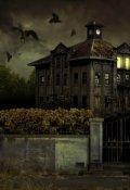 "Book cover ""Дом - призрак"""