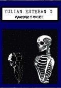 """Portada del libro """"maquinas y muerte """""""