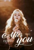 "Portada del libro ""After you, before you"""