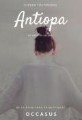 "Portada del libro ""Antiopa© """