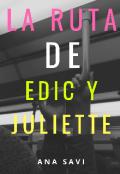 """Portada del libro """"La ruta de Edic y Julliete"""""""