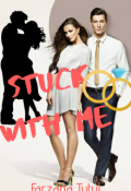 "Book cover ""Stuck With Me"""