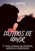 """Portada del libro """"1.5 Latidos de Amor y otros relatos de Drama Amor y Lágrimas"""""""