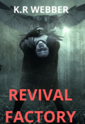 "Book cover ""Revival Factory"""