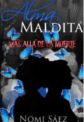 """Portada del libro """"Alma Maldita. Más allá de la muerte 2"""""""