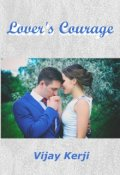 "Book cover ""Lover's Courage"""
