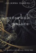 "Book cover ""Qeterbek Palace (the Saiopia Duology, Book Two)"""