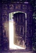 "Book cover ""Таинственная дверь"""