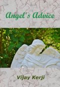 "Book cover ""Angel's Advice"""