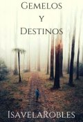 """Portada del libro """"Gemelos y Destinos #1"""""""
