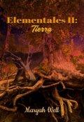 """Portada del libro """"Elementales 2: Tierra"""""""