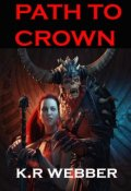 """Book cover """"Path to Crown"""""""
