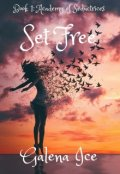 "Book cover ""Set Free"""
