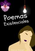 """Portada del libro """"Poemas Existenciales"""""""