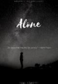 """Portada del libro """"Alone"""""""