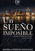 """Portada del libro """"Un sueño imposible """""""