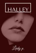 """Portada del libro """"Halley"""""""