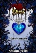 """Portada del libro """"Elixir 2 """""""