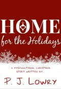 "Book cover ""Home For The Holidays """