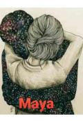"""Book cover """"Maya"""""""