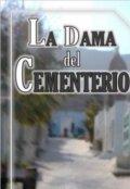 """Portada del libro """"La Dama del Cementerio"""""""